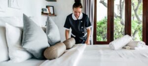 cover housekeeping